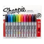 Sharpie Brush markers