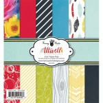 Fancy Pants Attwell Pattern Paper