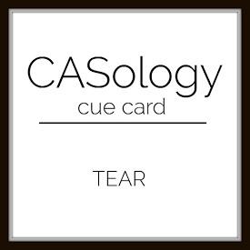 Week 197 - Tear