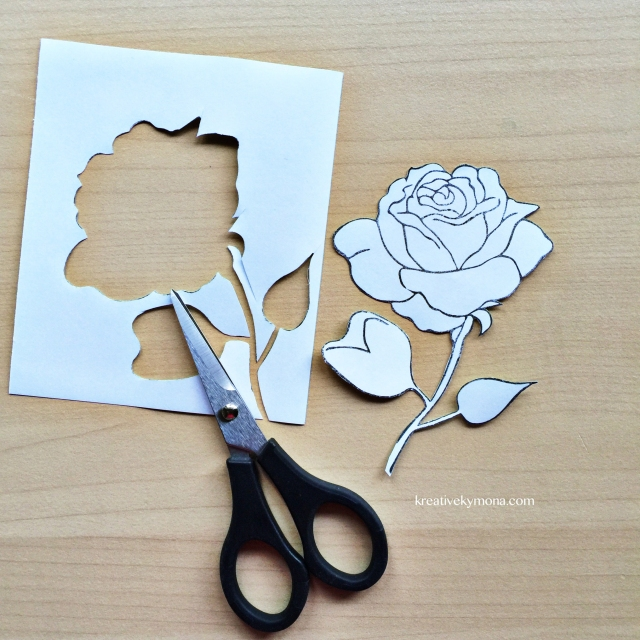 cutting out image