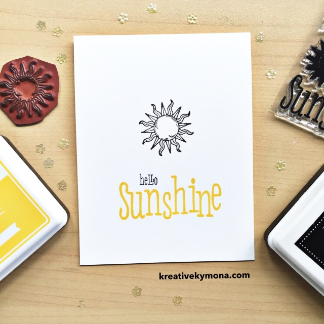 Hello Sunshine (CAS)