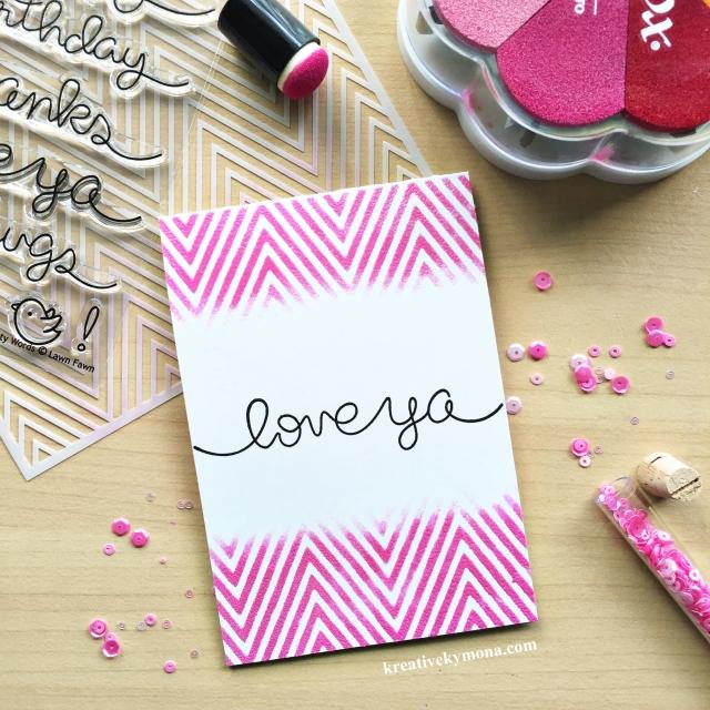 Love Ya(CAS)