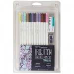 Tombow Irjiten Vivid Color Pencils