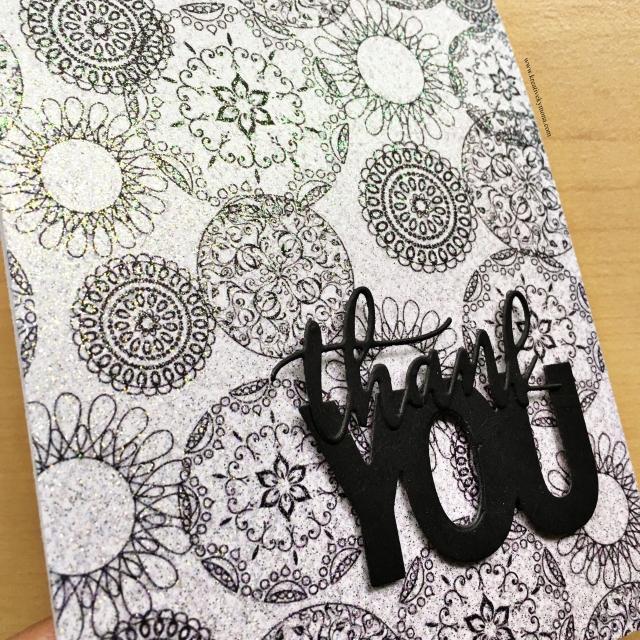 inkjet glitter paper