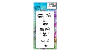 face up stamp set