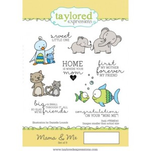 taylored expressions stamp