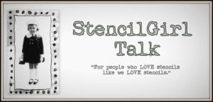 stencil girl blog