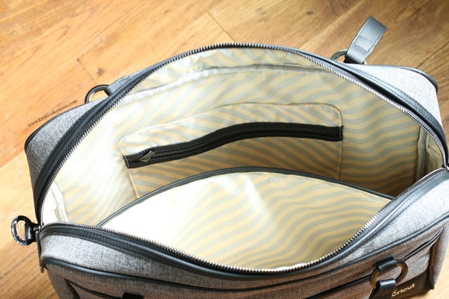 Tweed Shoulder Bag