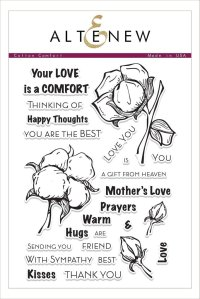 Altenew Cotton Comfort Stamp Set
