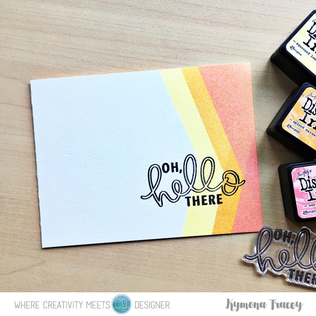 Oh, Hello Turnabout stamp set