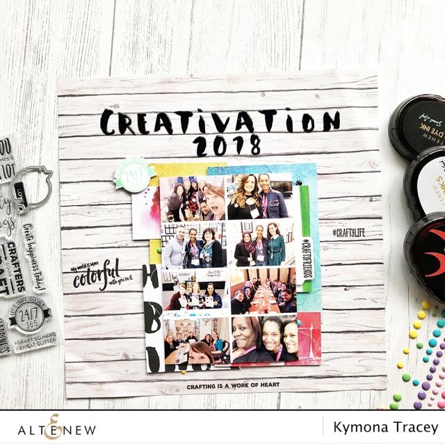 Crafty Life Stamp set