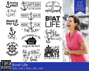 Tara Reed Designs Boat Life