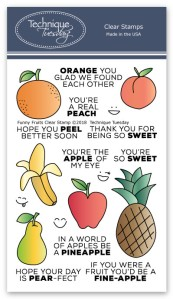 funny fruit