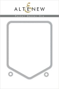 Pocket Banner Die