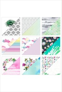 Our Family Patterned Paper