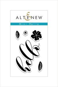 Altenew Mini Hello
