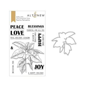 Altenew Festive Poinsettia Bundle