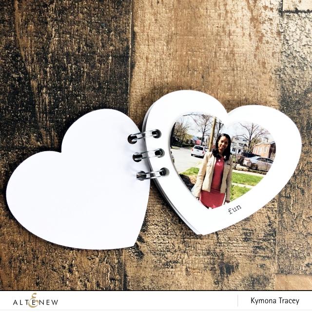 Halftone Hearts Nesting Die