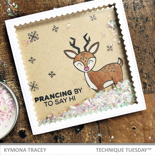 Dani Deer Stamp Set