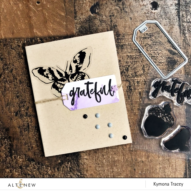 grateful stamp set
