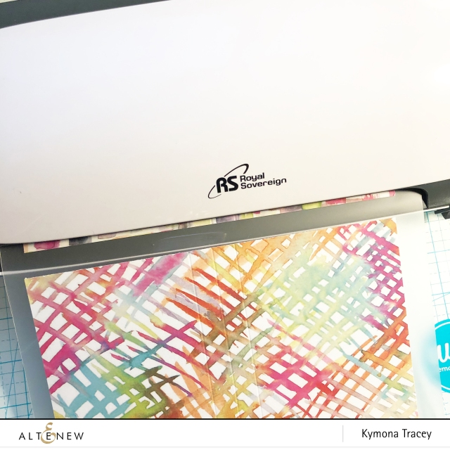 Live Your Dream Patterned paper