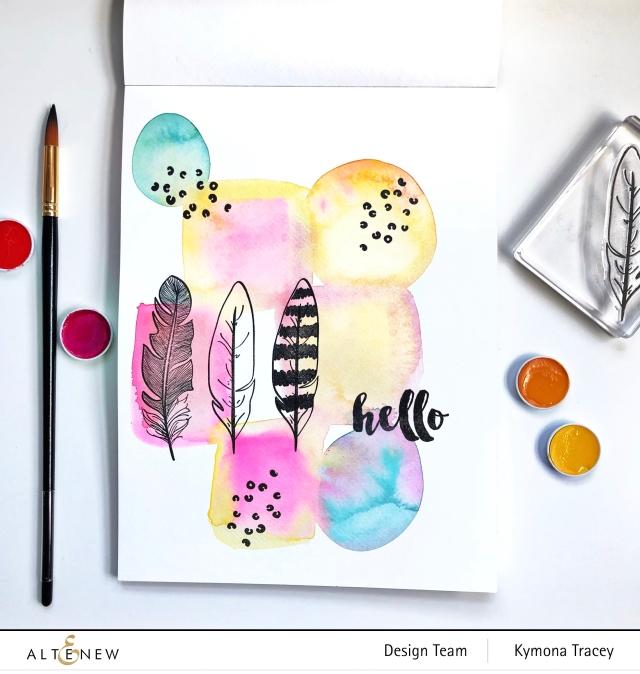 watercolor essential pan