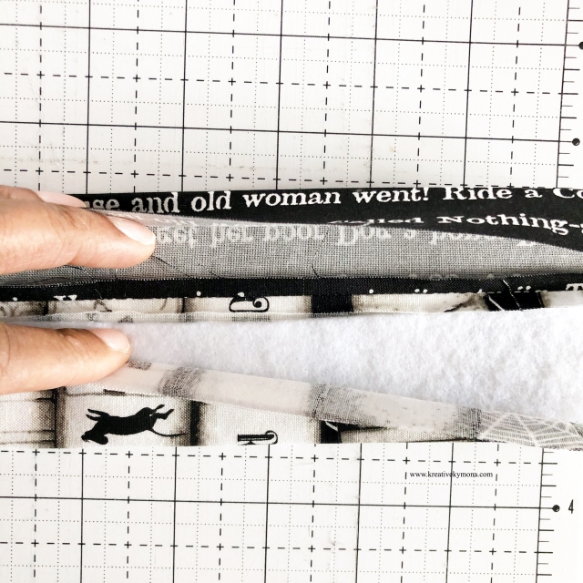 fabric basket handles