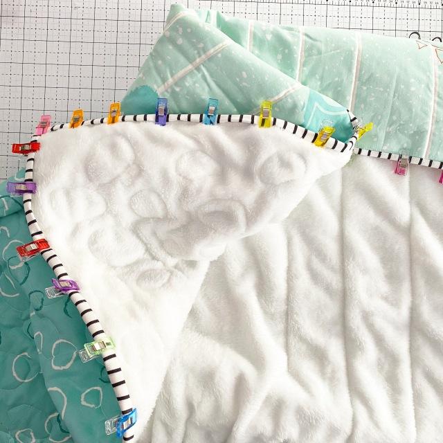 baby gift set - binding