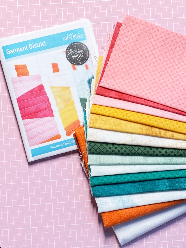 Garment District: Materials