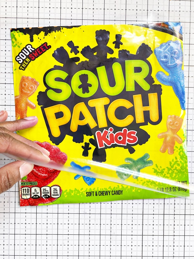 Candy Pouch: Apply Vinyl