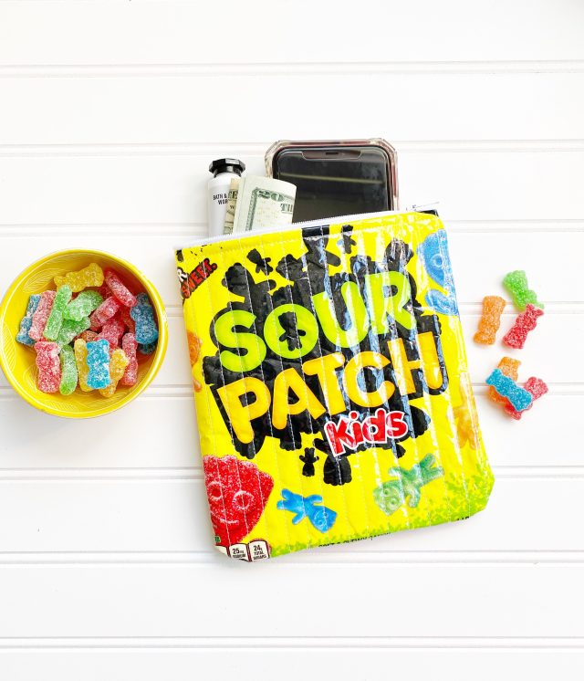 Candy Pouch: Finished Product