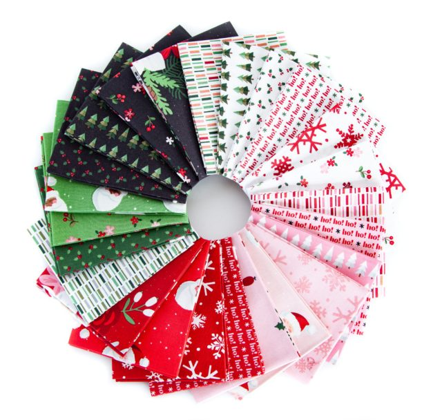 Holly Holiday Fabric Collection