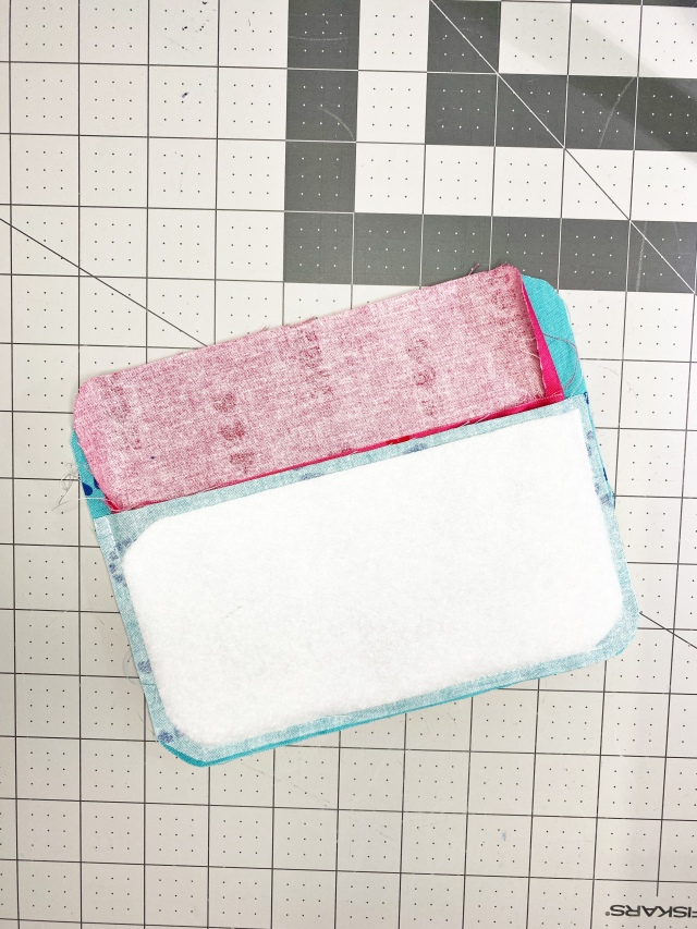 Glasses Cases: Stitch and Put together