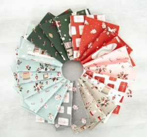 Warm Wishes Fabric Collection